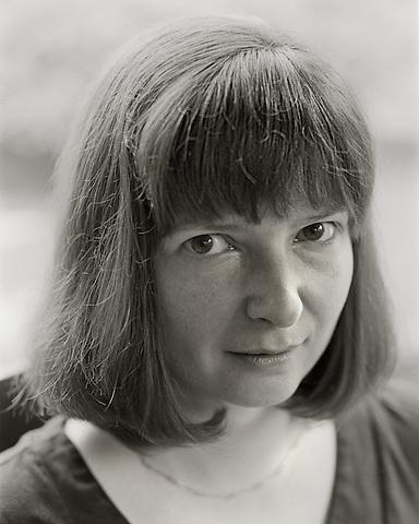 Ange Mlinko, 2009.  Poet.
