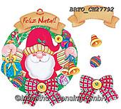 Alfredo, CHRISTMAS SANTA, SNOWMAN, WEIHNACHTSMÄNNER, SCHNEEMÄNNER, PAPÁ NOEL, MUÑECOS DE NIEVE,sticker,stickers, paintings+++++,BRTOCH27792,#x#