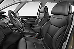 Front seat view of a 2010 Citroen GRAND C4 PICASSO Millenium 5 Door Minivan 2WD