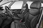 Front seat view of a 2010 Citroen GRAND C4 PICASSO Millenium 5 Door Minivan 2WD