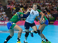 London 2012 Olympic Games - Handball - 1st August 2012