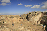 Judea, Herodion, built by Herod the Great as a fortified palace