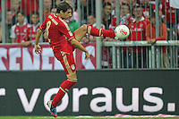 Football: Germany, 1. Bundesliga, FC Bayern Muenchen.JAVI MARTINEZ.© pixathlon