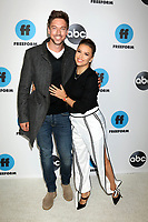LOS ANGELES - FEB 5:  Lincoln Younes, Eva Longoria at the Disney ABC Television Winter Press Tour Photo Call at the Langham Huntington Hotel on February 5, 2019 in Pasadena, CA.<br /> CAP/MPI/DE<br /> ©DE//MPI/Capital Pictures