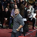 La dica Jenny Rivera la diva de la banda en el palenque de Leon*Gto21012..hermano de Jenny Rivera...01/feb/2012 ..***Foto:staff/NortePhoto**.*No*sale*to*third*