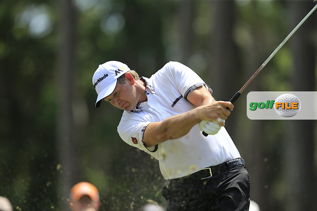 Retief Goosen (RSA) during round 2 of the Players, TPC Sawgrass, Championship Way, Ponte Vedra Beach, FL 32082, USA. 13/05/2016.<br /> Picture: Golffile | Fran Caffrey<br /> <br /> <br /> All photo usage must carry mandatory copyright credit (&copy; Golffile | Fran Caffrey)