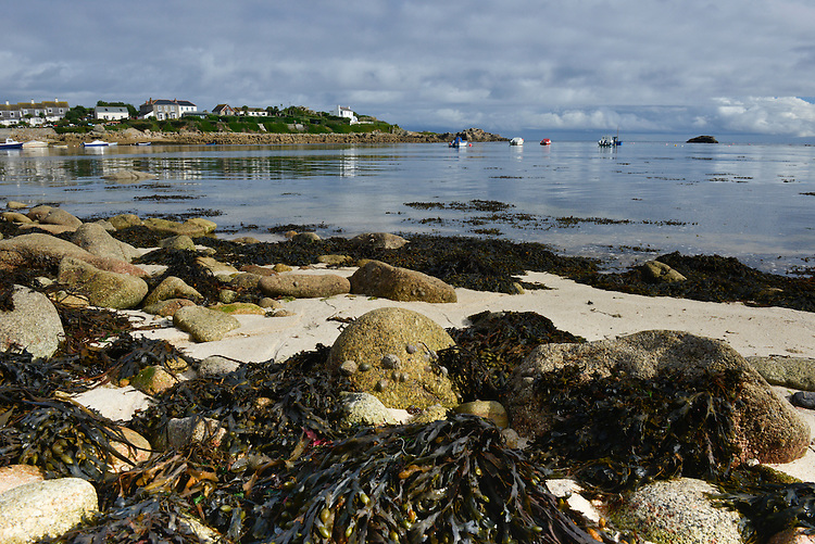 Old Town Bay, St Mary's, Isles of Scilly, UK