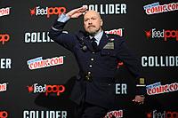 Steven S. DeKnight beim Panel zu 'Pacific Rim: Uprising / Pacific Rim 2' auf der New York Comic Con 2017 im Javits Center. New York, 06.10.2017