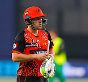 3rd February 2019, Optus Stadium, Perth, Australia; Australian Big Bash Cricket League, Perth Scorchers versus Melbourne Stars; Josh Inglis of the Perth Scorchers walks off after being dismissed for 26 off 16 balls