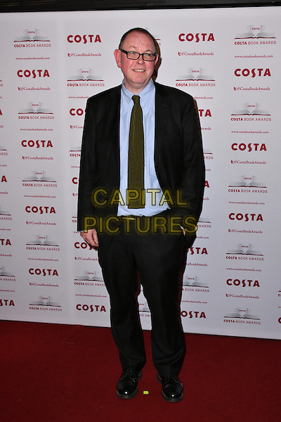 Francis Spufford<br /> Costa Book Of The Year Award 2016, at Quaglino&rsquo;s, London, England on January 31, 2017.<br /> CAP/JOR<br /> &copy;JOR/Capital Pictures