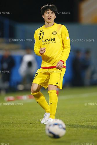 Kim Chang Soo (Reysol), March 3, 2015 - Football / Soccer : 2015 AFC Champions League Group E match between Kashiwa Reysol 5-1 Binh Duong at Hitachi Kashiwa Stadium in Chiba, Japan. (Photo by Yusuke Nakanishi/AFLO SPORT) [1090]