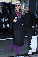 NEW YORK, NY - January 09: Gwyneth Paltrow seen at Good Morning America in New York City on January 09, 2019. <br /> CAP/MPI/RW<br /> &copy;RW/MPI/Capital Pictures