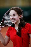 29-3-06, Rotterdam, tennis, Rotterdam Open, Carmen Pop