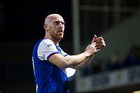 James Collins of Ipswich Town during Ipswich Town vs Rotherham United, Sky Bet EFL Championship Football at Portman Road on 12th January 2019