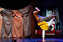 London, UK. 19.09.2012. SOME LIKE IT HIP HOP returns to the Peacock Theatre with original leads Tommy Franzén, Lizzie Gough (both finalists, BBC's So You Think You Can Dance) and Teneisha Bonner (StreetDance 3D), for a limited run before it sets off on its first UK tour. With a nod to Billy Wilder's film and Shakespeare's Twelfth Night, it tells a comical tale of love, mistaken identity, cross-dressing and revolution; all played out in ZooNation's trademark style of hip hop, comedy and physical theatre. Directed by Kate Prince, Some Like It Hip Hop also features original music by Josh Cohen and DJ Walde. Photo credit: Jane Hobson.