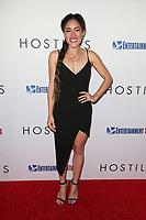 DEC 14 Premiere Of Entertainment Studios Motion Pictures' 'Hostiles'