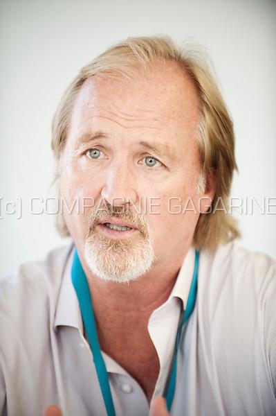 John Porter, CEO of the Telenet cable broadband services company (Belgium, 23/06/2016)