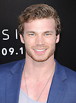 Derek Theler at The TriStar Pictures' World Premiere of Elysium held at The Regency Village Theatre in Westwood, California on August 07,2013                                                                   Copyright 2013 Hollywood Press Agency