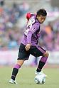 Atsutaka Nakamura (Sanga), MARCH 26, 2011 - Football : 2011 J.League Charity match NortheasternPacificOcean earthquake between Kyoto Sanga F.C 0-2 Cerezo Osaka at Nishikyogoku Athletic Stadium in Kyoto, Japan. (Photo by Akihiro Sugimoto/AFLO SPORT) [1080]