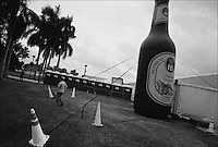 Beer lovers<br /> From &quot;Walking Downtown&quot; series. Miami, Florida, 2008