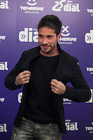 Singer David DeMaria poses during Cadena Dial music awards presentation in Madrid, Spain. February 05, 2015. (ALTERPHOTOS/Victor Blanco) /NORTEphoto.com