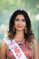 Mrs India, Renton Multicultural Festival 2017, WA, USA.