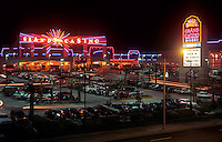 Gambling Casinos on the Gulf of Mexico in Biloxi, Mississippi, USA
