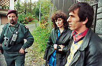 confine italo-svizzero, guardie di confine svizzere, fermo extracomunitari, arresto extracomunitari, clandesini est-europa