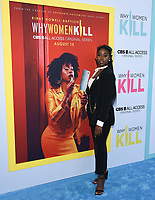 """07 August 2019 - Beverly Hills, California - Kirby Howell-Baptiste. CBS All Access' """"Why Women Kill"""" Los Angeles Premiere held at The Wallis Annenberg Center for the Performing Arts.  <br /> CAP/ADM/BB<br /> ©BB/ADM/Capital Pictures"""