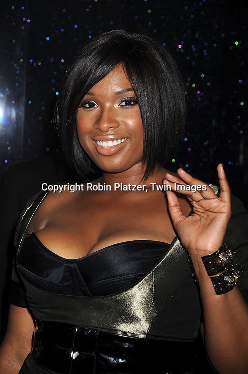"""Jennifer Hudson..posing for photographers at The New York Premiere of the ..""""Sex and The City"""" movie  on May 27, 2008 at Radio City Music Hall. ....Robin Platzer, Twin Images"""