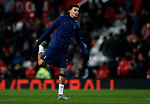 Tottenham Hotspur's Dele Alli warms up ahead of the Premier League match at Old Trafford, Manchester. Picture date: 4th December 2019. Picture credit should read: Darren Staples/Sportimage