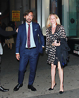 NEW YORK, NY October 18, 2017 Andrea Pirlo, Valentina Baldini attend  Intimissimi flagship boutique opening at  New York October 18,  2017. Credit:RW/MediaPunch /NortePhoto.com
