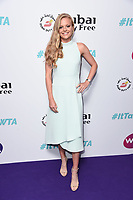 LONDON, UK. June 28, 2019: Harriet Dart arriving for the WTA Summer Party 2019 at the Jumeirah Carlton Tower Hotel, London.<br /> Picture: Steve Vas/Featureflash