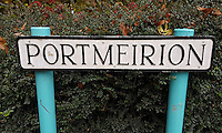 2016 10 29 Portmerion, north Wales UK