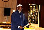 Imam Al Haff Talb - Bring Back Our Girls - 500 Days on August 27, 2015 - New York City, New York (Photo by Sue Coflin/Max Photos)