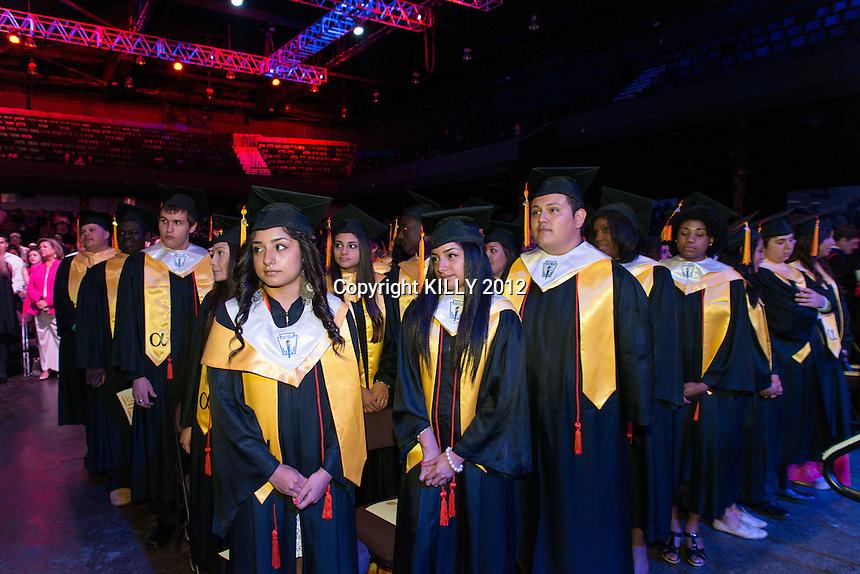 Cristo Rey Jesuit High School Graduation