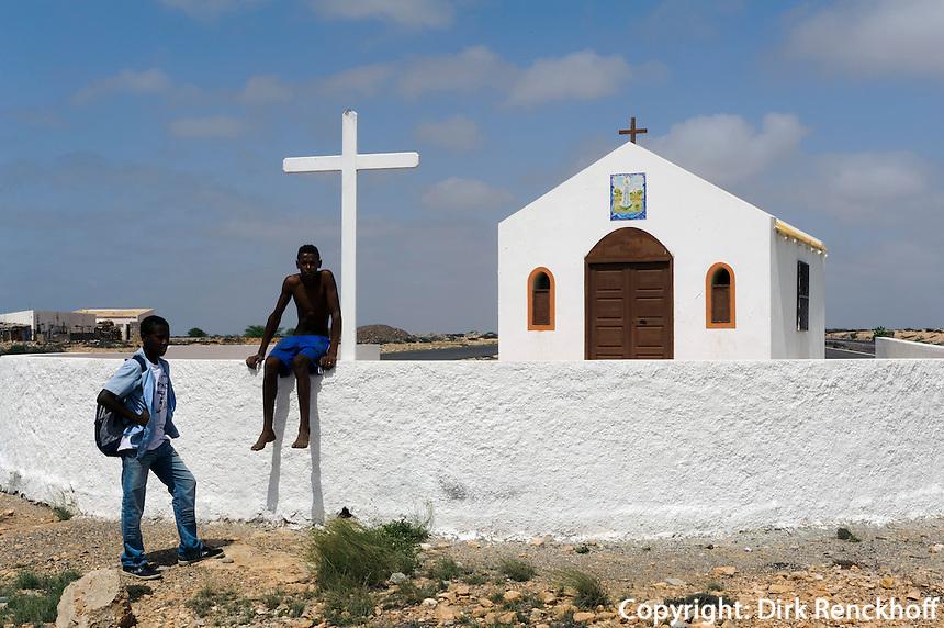 Nossa Senhora de Fatima, Sal, Kapverden, Afrika