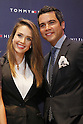Jessica Alba, Cash Warren, April 16, 2012, Tokyo, Japan : Actress Jessica Alba and husband Cash Warren appear at an opening event for a new Tommy Hilfiger flagship store on the Omotesando Street, an upmarket shopping street in the Harajuku district of Tokyo, on Monday 16th April. The shop opens to the public on April 18th and will be the brand's largest store in Asia. Alba is currently visiting Japan with her husband Cash Warren and their two daughters.
