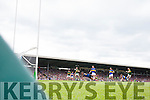 Paul Murphy scores Kerrys First goal against Tipperary in the Senior Munster Football Final at Fitzgerald Stadium, Killarney on Sunday.