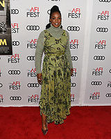 """14 November 2019 - Hollywood, California - Novi Brown. AFI FEST 2019 Presented By Audi – """"Queen & Slim"""" Premiere held at TCL Chinese Theatre. Photo Credit: Billy Bennight/AdMedia"""