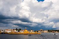 Sweden, Vaxholm.