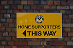 Newport County v Exeter City 16/03/2014