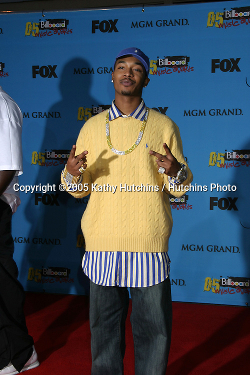 Chingy.2005 Billboard Awardsn Press Room.MGM Garden Arena.Las Vegas, NV.December 6, 2005.©2005 Kathy Hutchins / Hutchins Photo....