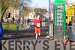 Michael O'Regan at the Valentines 10 mile road race in Tralee on Saturday.