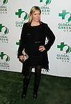 HOLLYWOOD, CA. - February 19: Actress Radha Mitchell arrives at Global Green USA's 6th Annual Pre-Oscar Party held at Avalon Hollwood on Februray 19, 2009 in Hollywood, California.