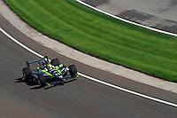10-18 May 2008, Indianapolis, Indiana, USA. E.J. Viso's Honda/Dallara.©2008 F.Peirce Williams USA.