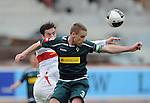 Fussball 1.Bundesliga 2009/2010: VfB Stuttgart - Borussia Moenchengladbach