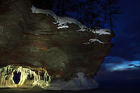 """A Night at the Ice Caves""<br />