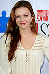 Amber Tamblyn.at the Autism Speaks' 7th Annual 'Acts Of Love' Benefit held in.Santa Monica, California .3 October 2009