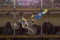 Brazilian rider fred Kyrillos